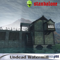 Undead Village Watermill (UDV1V102-3DS)