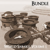 World Sabaku Volume 1 R2